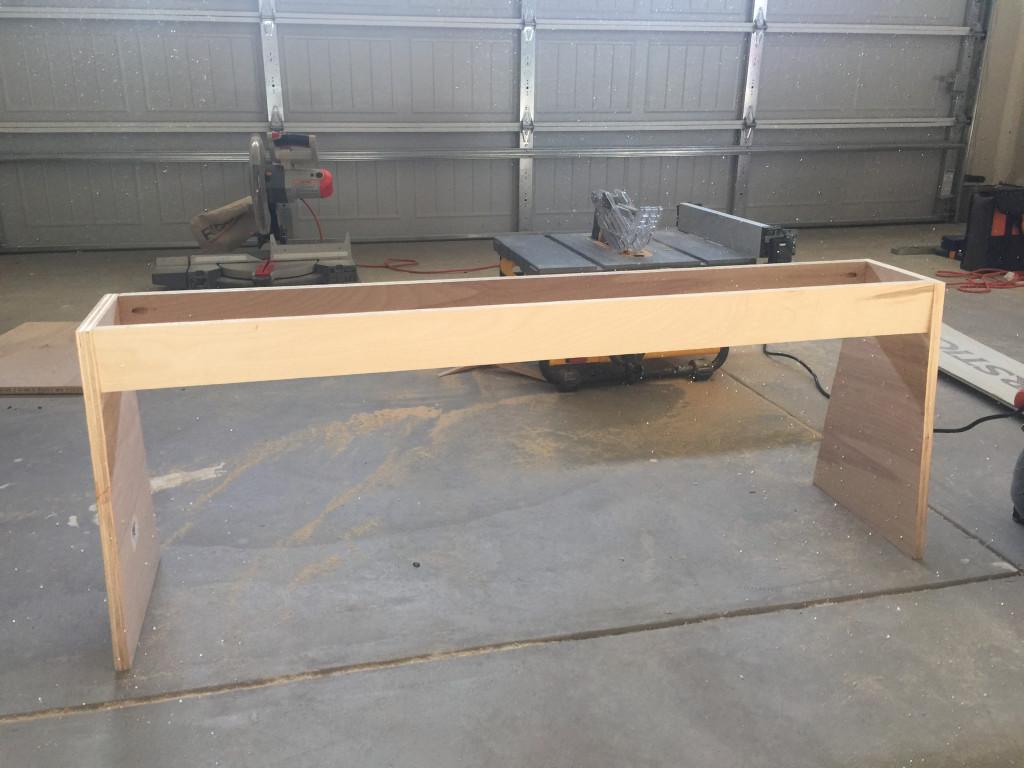 Bench base