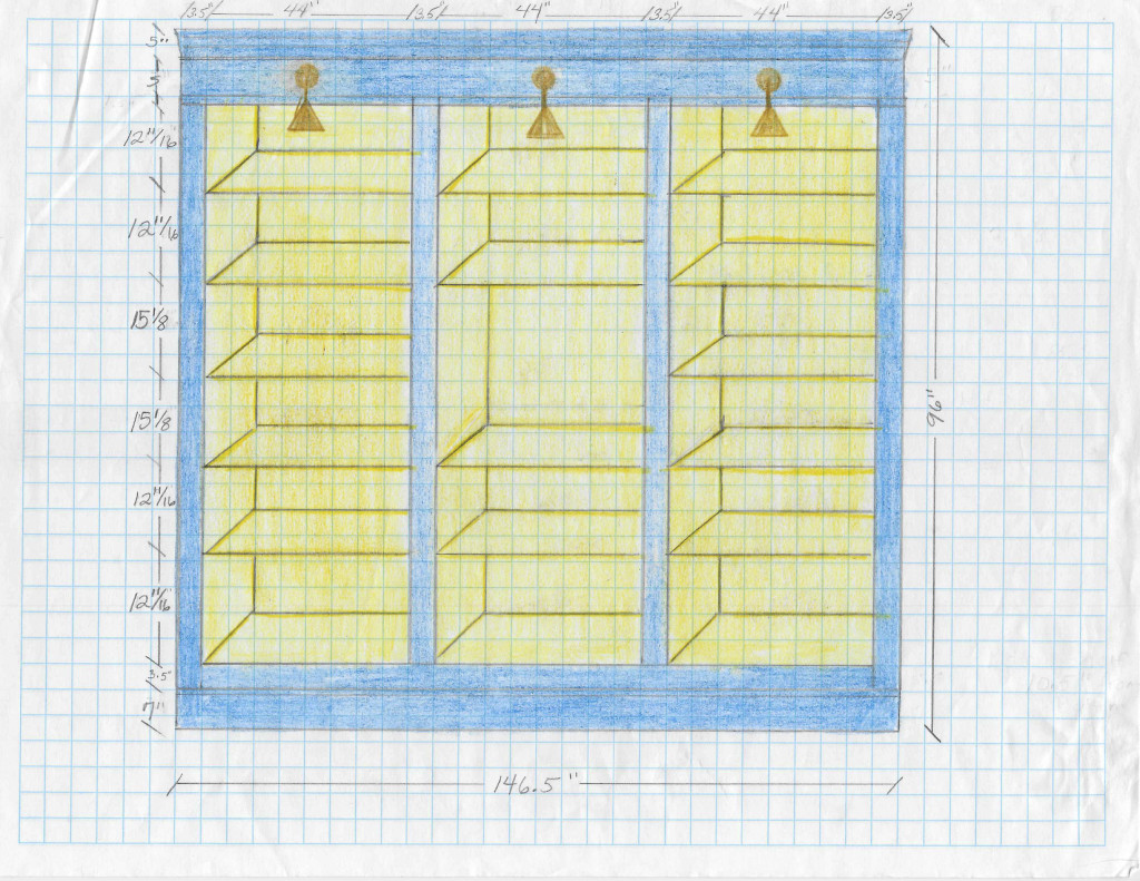 Venable Library Plan